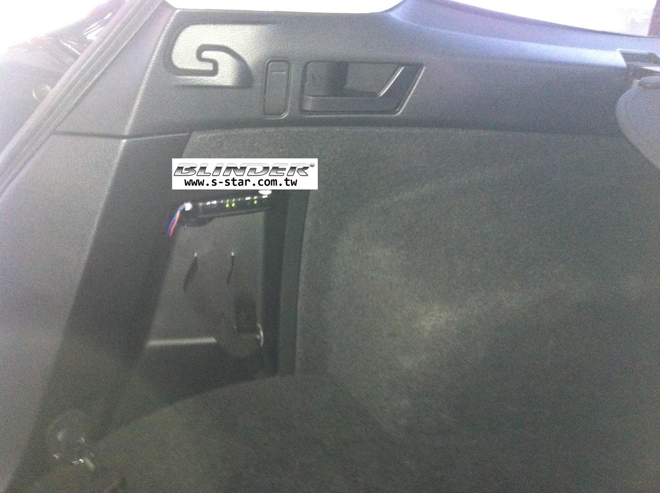 标题 subaru legacy安装blinder hp 905双雷射头超高功率雷高清图片